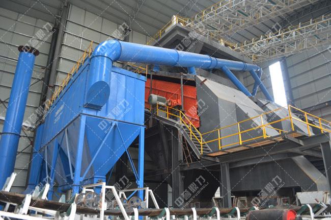 砂石生产线环保设备