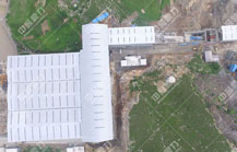 河北白沙时产3000吨石料生产线