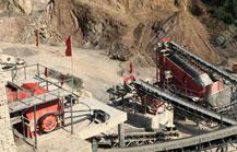 甘肃时产600吨砂石破碎生产线