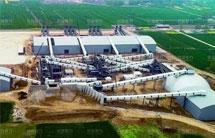 河南驻马店确山县年产1000万吨石料生产线