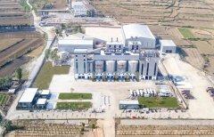 卫辉市万有石料有限公司时产1500吨砂石骨料生产