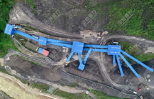雅安市天全县长鑫建材时产600吨