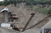 内江市威远县加利矿业时产600吨