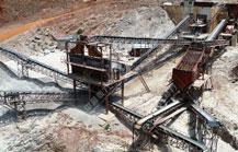 凉山普格县晟葳矿业时产700吨石