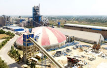 陕西富平尧柏水泥时产800-1000吨