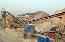 丹江口羊山鑫兰矿业时产700-900吨石料生产线