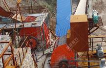黄石铁山区铁城矿业600-800吨石料生产线
